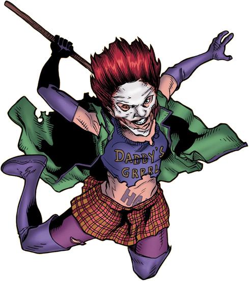 joker arkham city smile