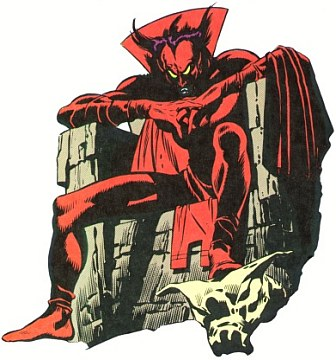 The Flash [Nouvelle Série] Mephisto